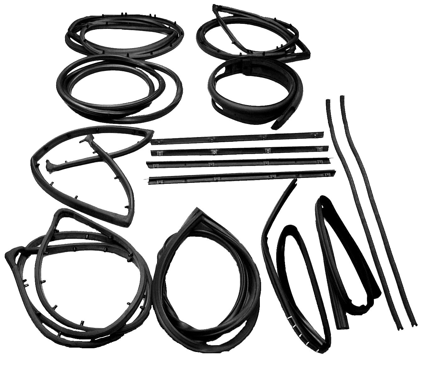 Fairchild Industries KD4006 15 Piece Seal Kit for 76-86