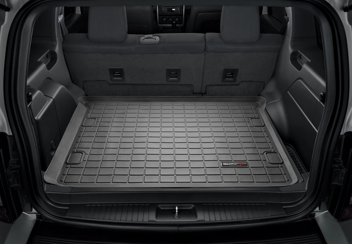 WeatherTech Cargo Liner For 84 01 Jeep Cherokee XJ Quadratec