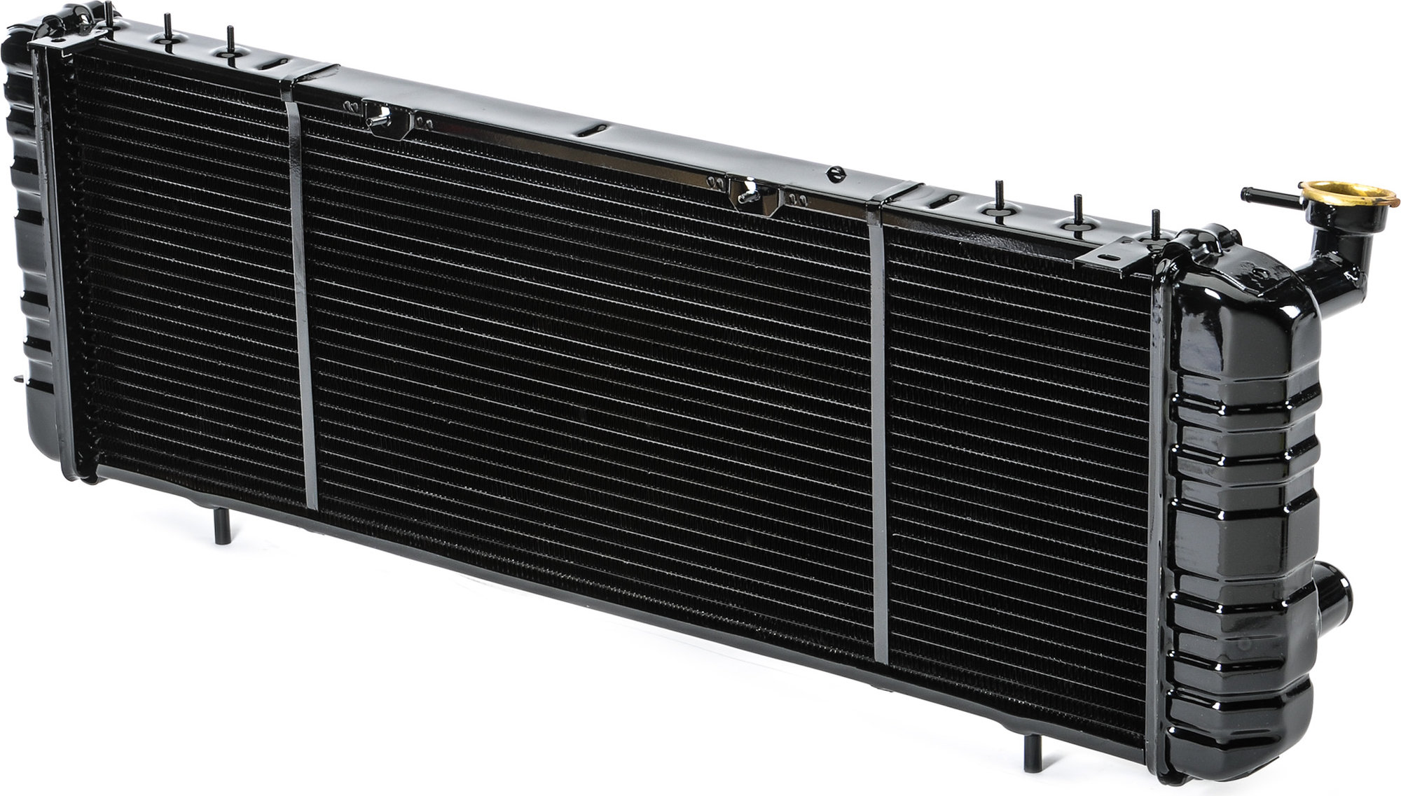 hight resolution of csf 2670 oe replacement radiator with metal tank aluminum core oil cooler for 91 01 jeep cherokee xj with 2 5l 4 0l quadratec