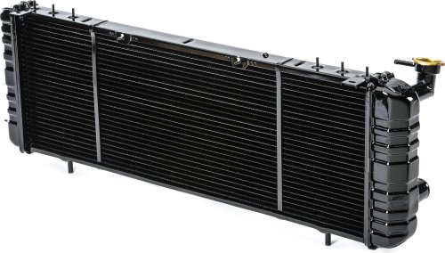 small resolution of csf 2670 oe replacement radiator with metal tank aluminum core oil cooler for 91 01 jeep cherokee xj with 2 5l 4 0l quadratec