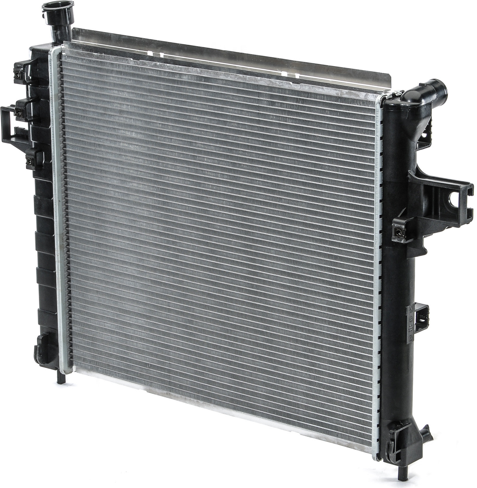 hight resolution of csf 3117 oe replacement radiator with plastic tank aluminum core for 99 04 jeep grand cherokee wj 4 7l quadratec