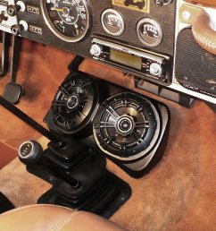 select increments 91970 centra pod speaker enclosure for 55 95 jeep cj wrangler yj quadratec [ 2000 x 1509 Pixel ]