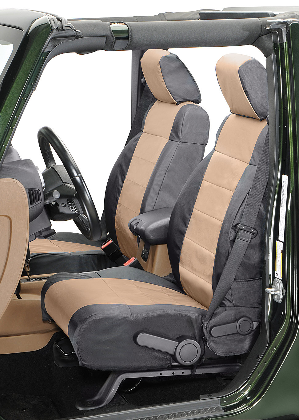 Coverking Front Ballistic Nylon Seat Covers For 1997 2002
