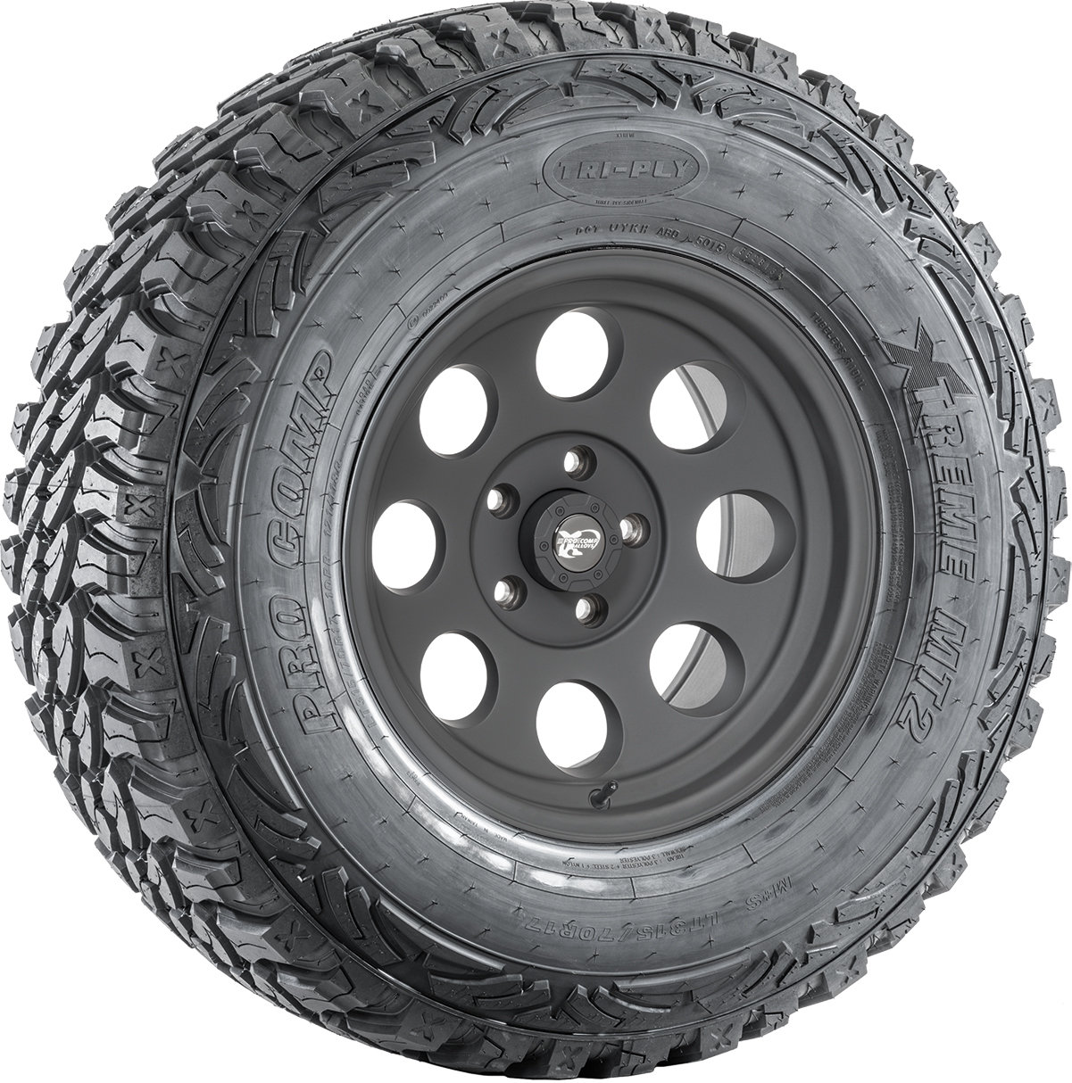 hight resolution of pro comp series 7069 wheel tire package for 07 18 jeep wrangler jk quadratec