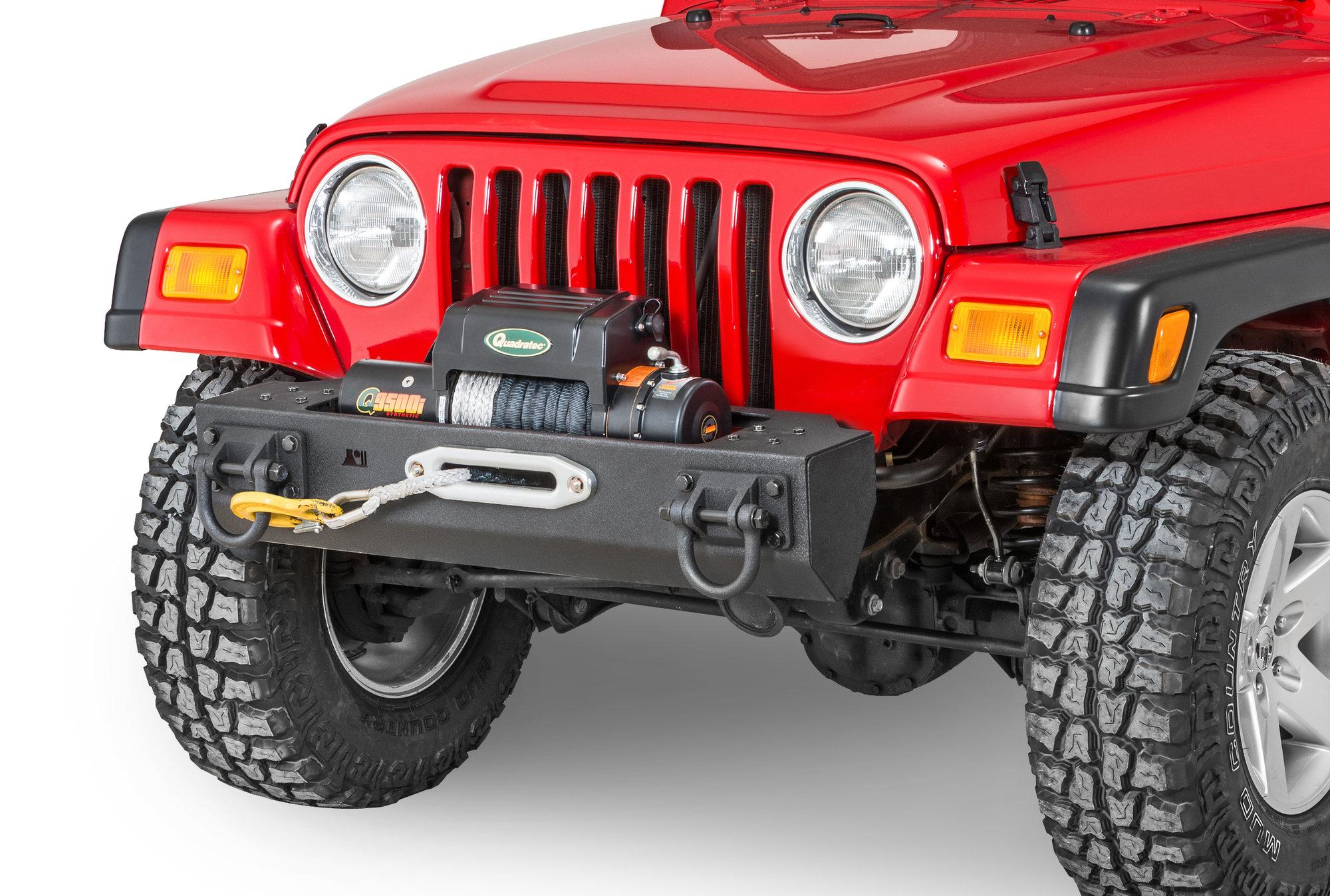 jeep cj front bumper