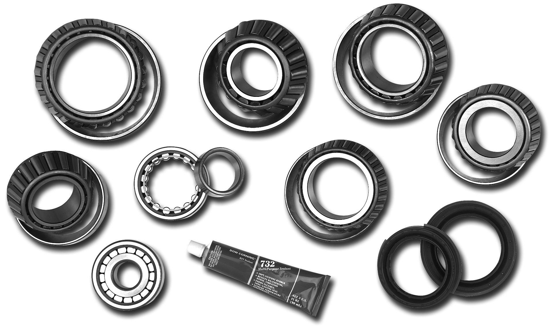Dana Spicer Axle Bearing Rebuild Kit For 07 09