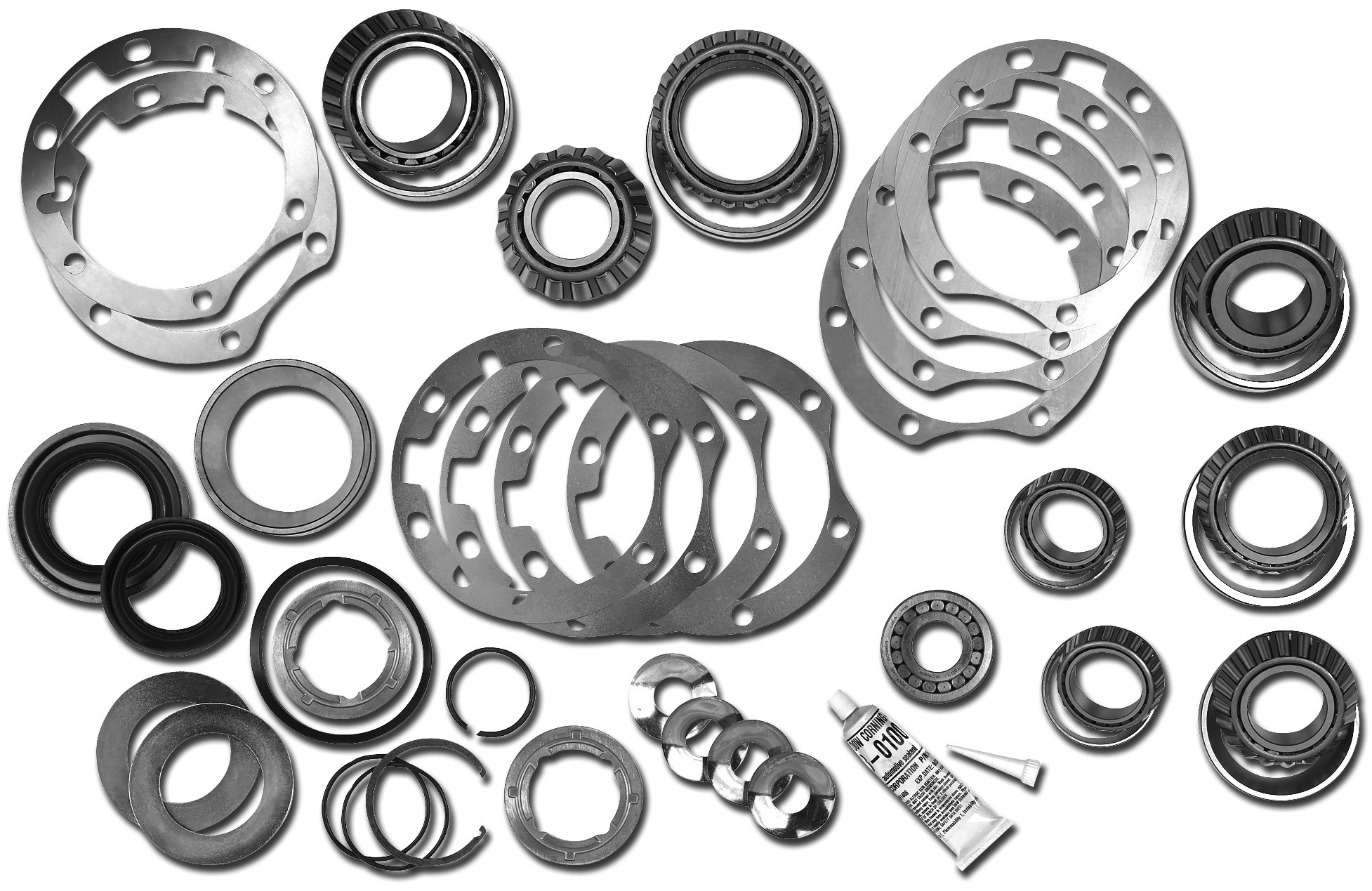 Dana Spicer 2017110 Master Axle Overhaul Kit for 08-11