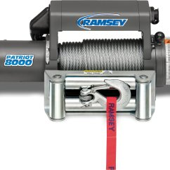 Winch Wiring Diagram 4 Solenoids Gluteus Muscles Pain Ramsey Rep8000 Solenoid  Pirate4x4