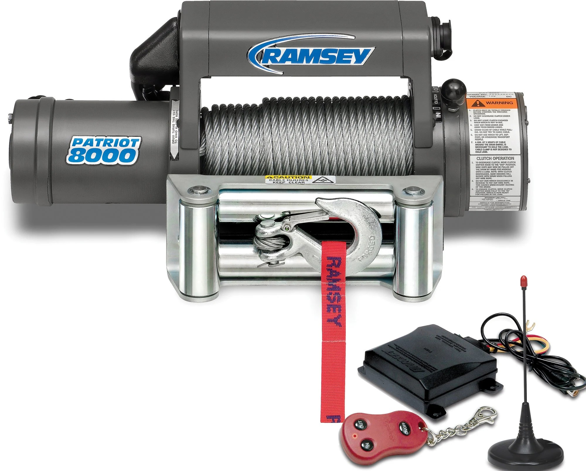 hight resolution of ramsey 8000 winch wiring diagram