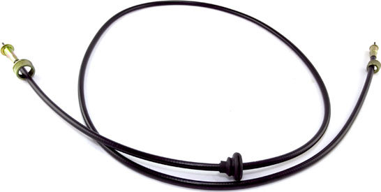 OMIX-ADA 17208.04 Speedometer Cable for 76-79 Jeep CJ-5