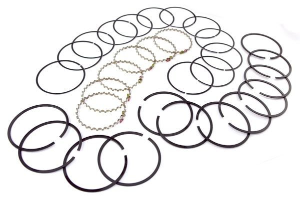 OMIX-ADA 17430.19 Standard Piston Ring Set for 72-90 Jeep