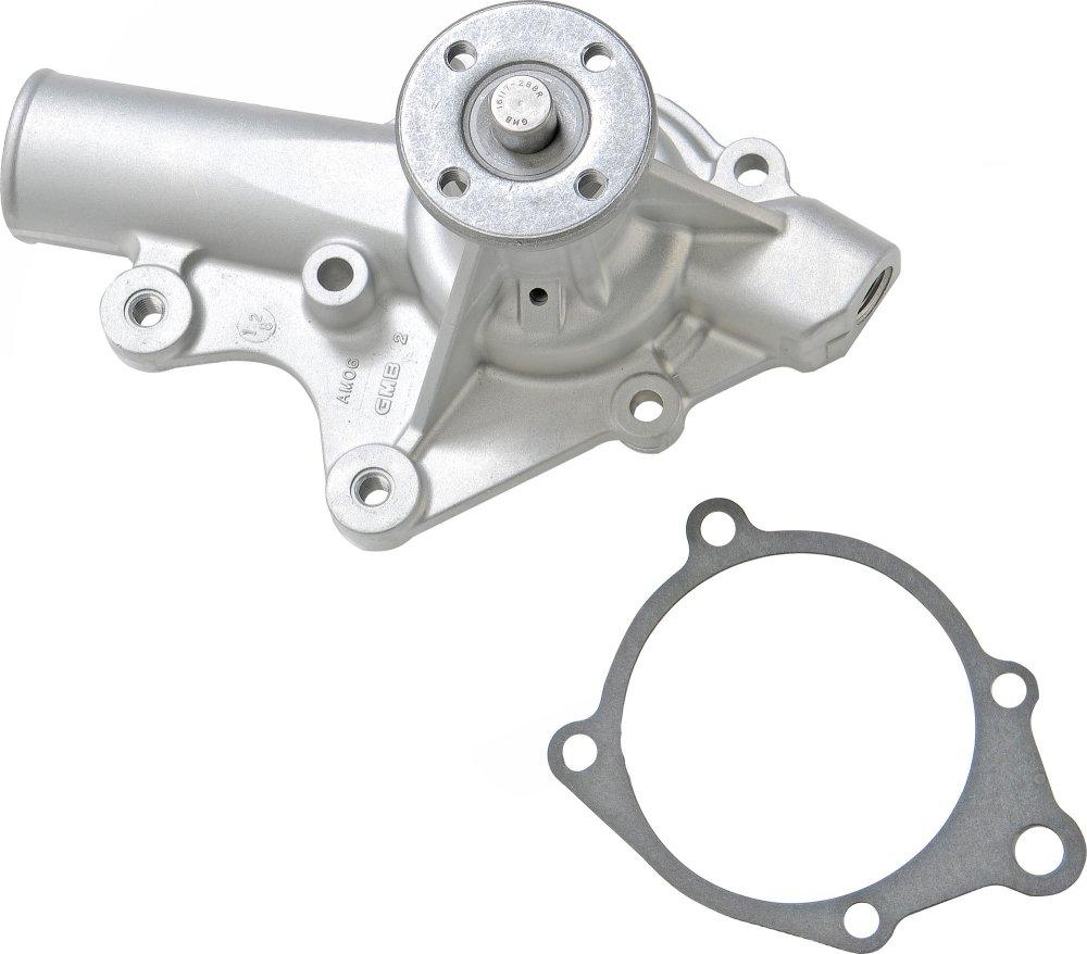 medium resolution of flowkooler 1745 flokooler water pump for 87 90 jeep wrangler yj with v belt on 2 5l i 4 or 4 2l i 6 engine quadratec