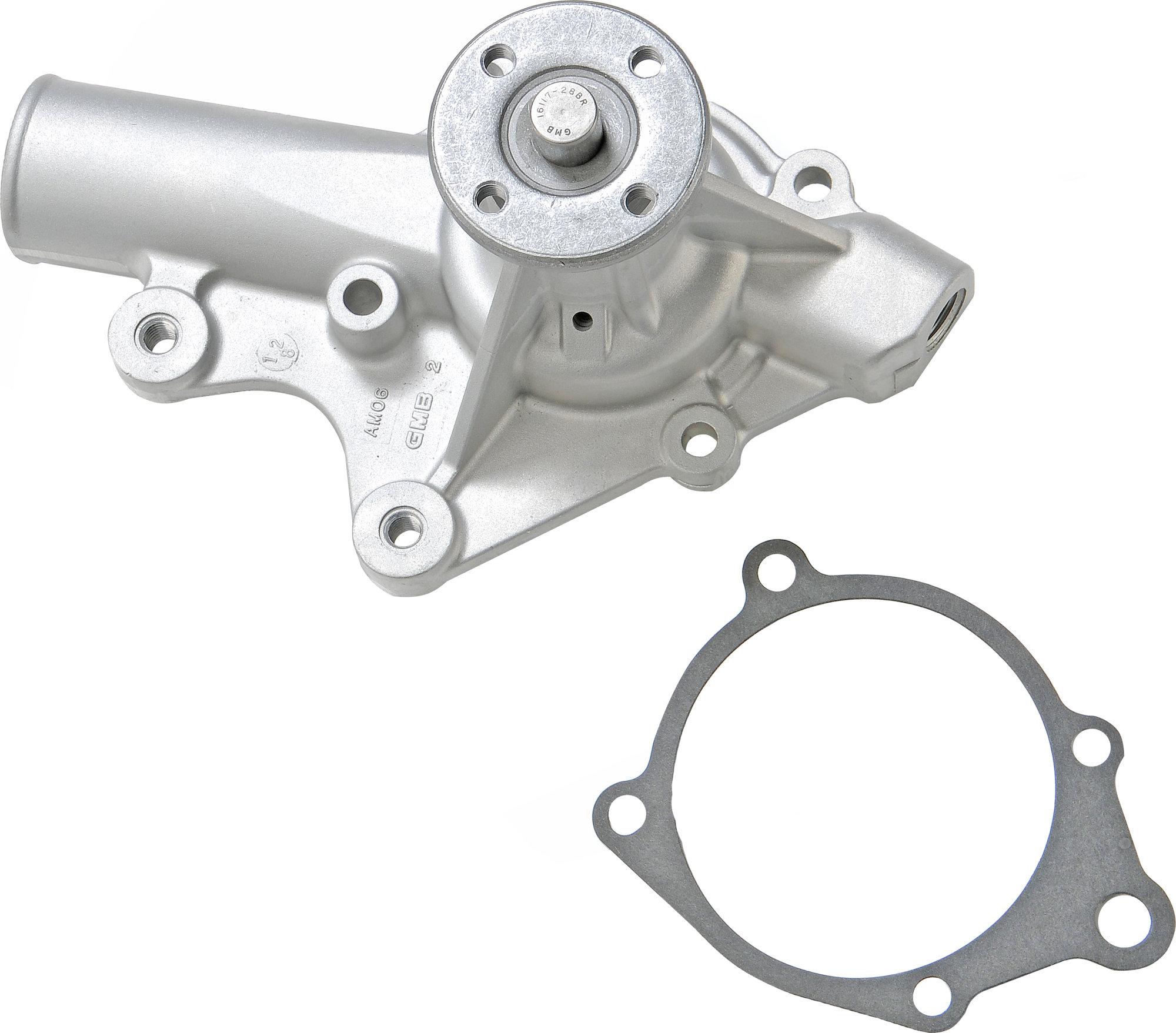hight resolution of flowkooler 1745 flokooler water pump for 87 90 jeep wrangler yj with v belt on 2 5l i 4 or 4 2l i 6 engine quadratec