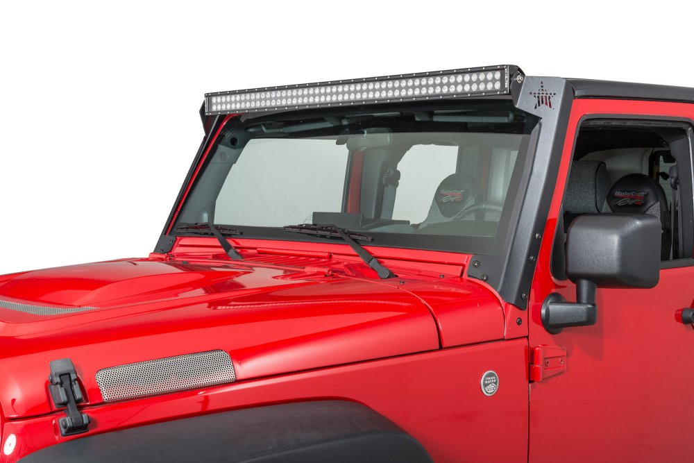 medium resolution of rock slide engineering ac ws 100 jk 50 led light bar mount for 07 further jeep jk 50 led light bar mounts on 50 led light bar wiring