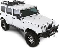 Smittybilt 45454 Defender Roof Rack for 07-17 Jeep ...