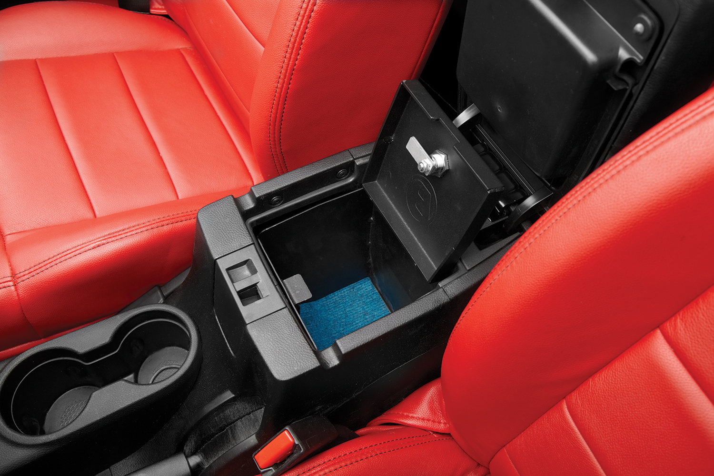 console box grand new avanza 2016 veloz interior bestop 42643 01 lock for 11 15 jeep