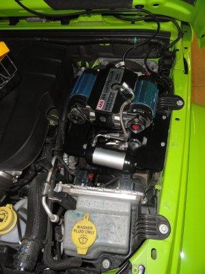 Mountain OffRoad ARB07 ARB Air Compressor Mount for 0718 Jeep Wrangler JK | Quadratec