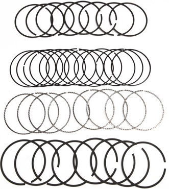 OMIX-ADA 17430.48 Piston Ring Set (75mm) for 99-09 Jeep