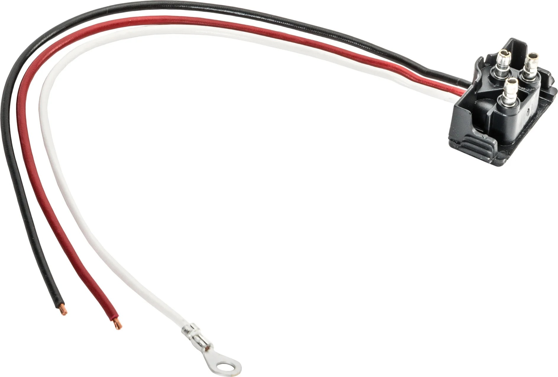 hight resolution of truck lite 94993 wiring harness for 4 round and oval lamps the quadratec difference