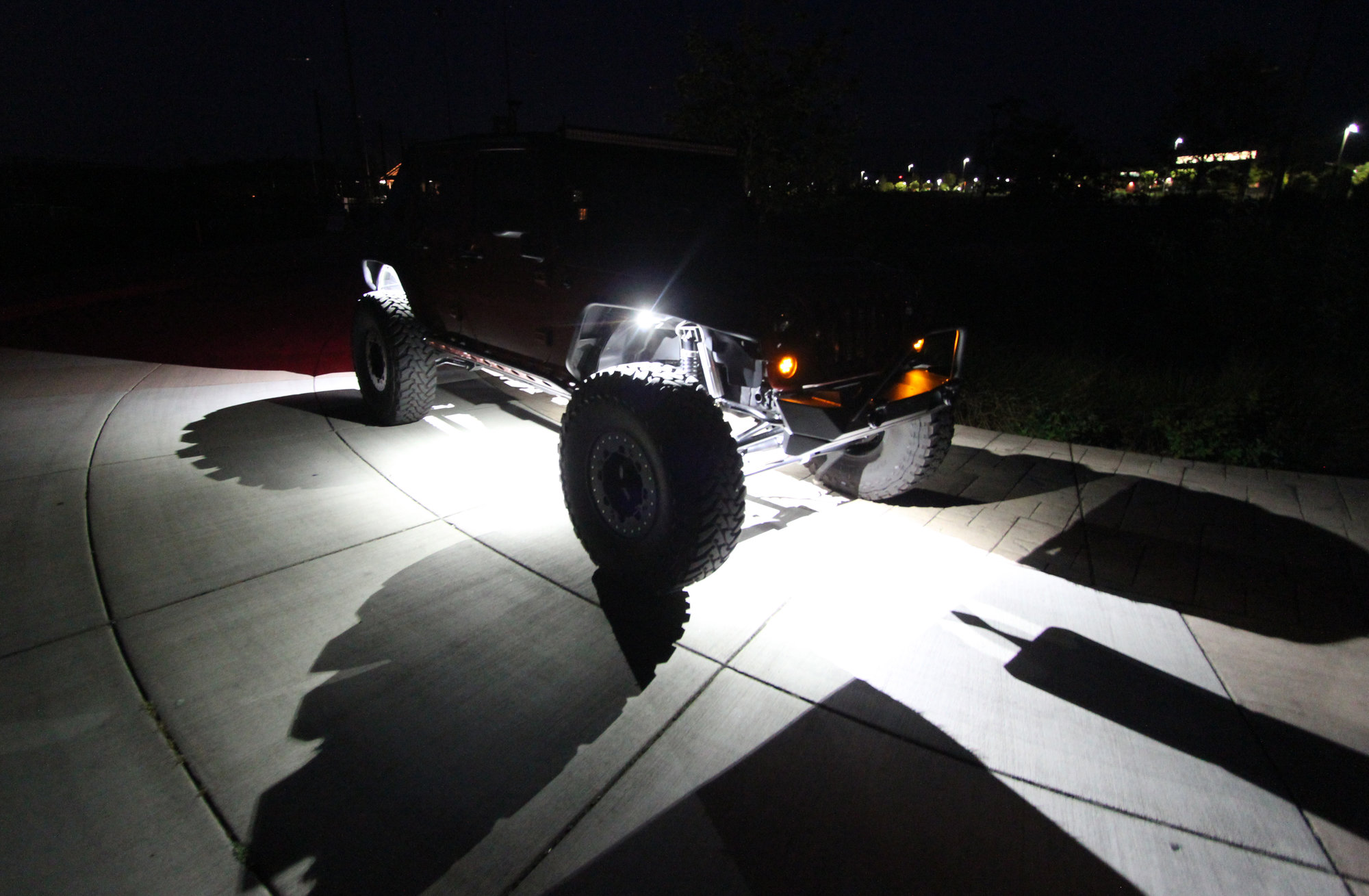 Rigid Industries Rock Light Kit with 6 LEDs  Quadratec