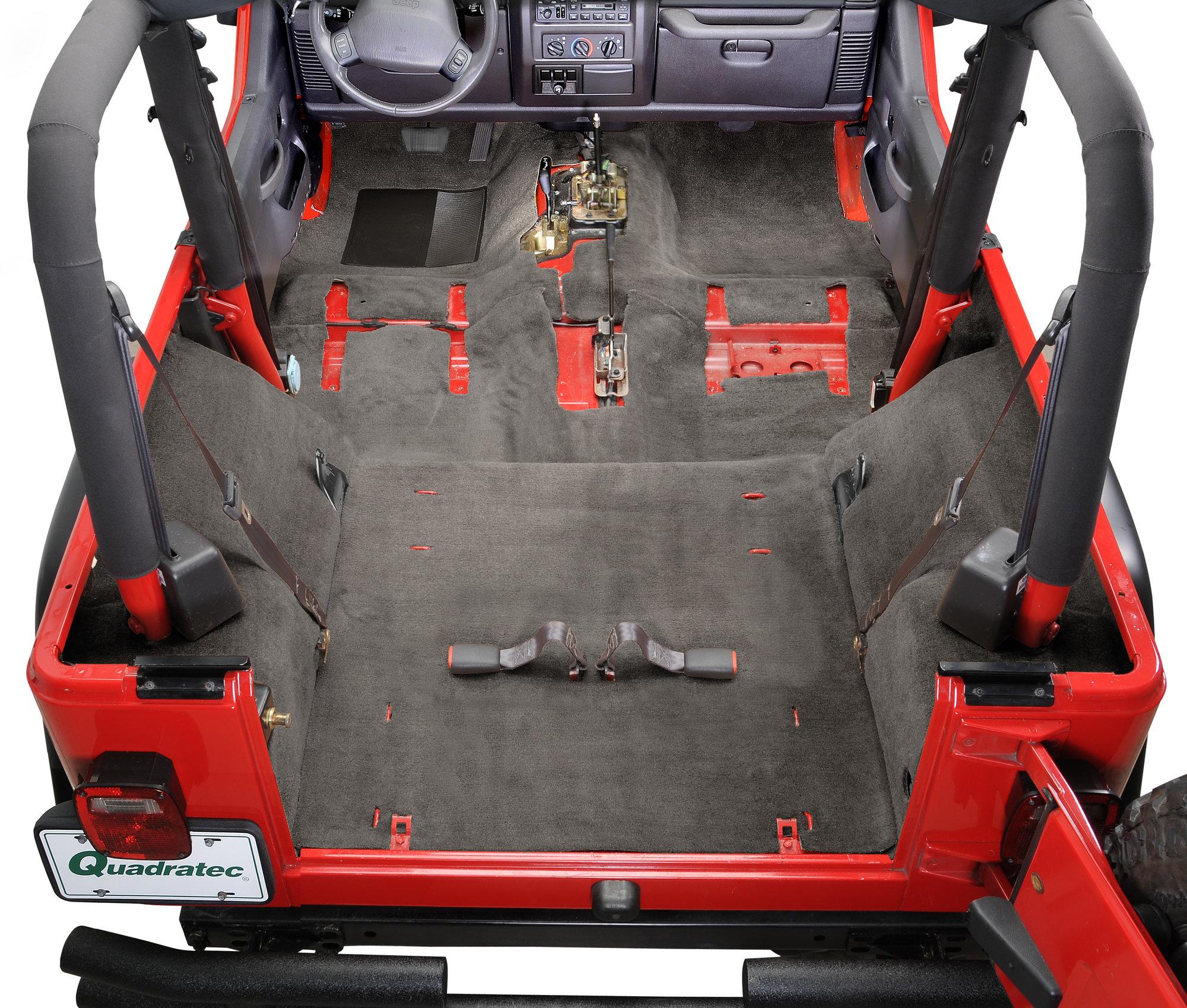 Auto Custom Carpets Premium Replacement Carpet Kit For 99