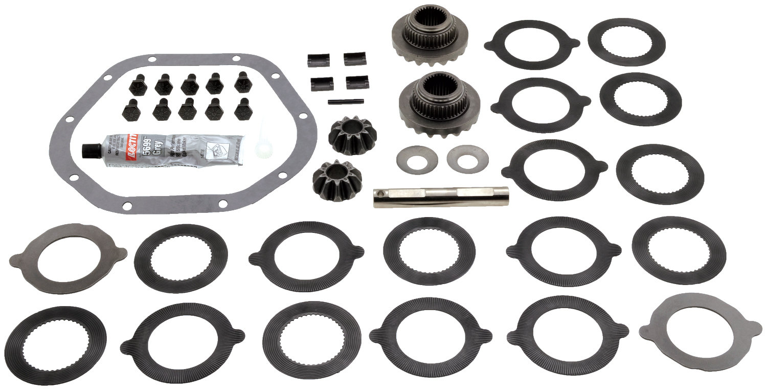 Dana Spicer 708204 Differential Rebuild Kit for 97-06 Jeep