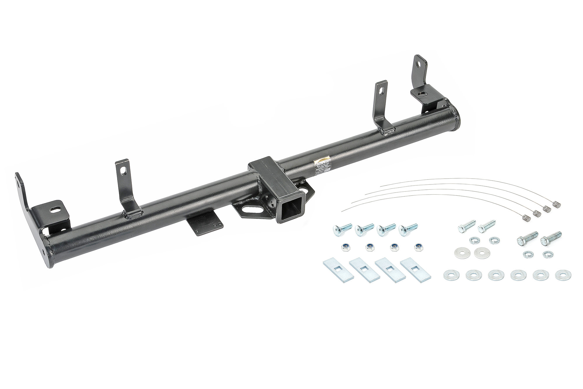 Quadratec Premium 2 Receiver Hitch For 97 06