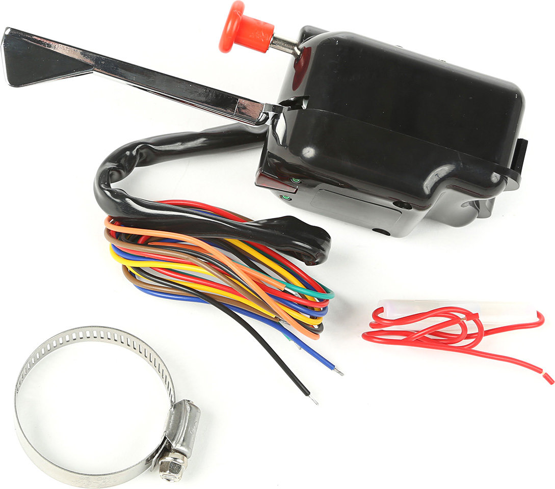 hight resolution of omix ada 17232 03 turn signal switch for 46 71 jeep willy s cj vehicles quadratec