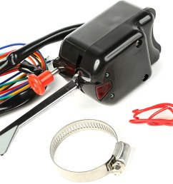 omix ada 17232 03 turn signal switch for 46 71 jeep willy s cj replacement turn signal switch kit from omixada includes the wiring [ 1354 x 934 Pixel ]