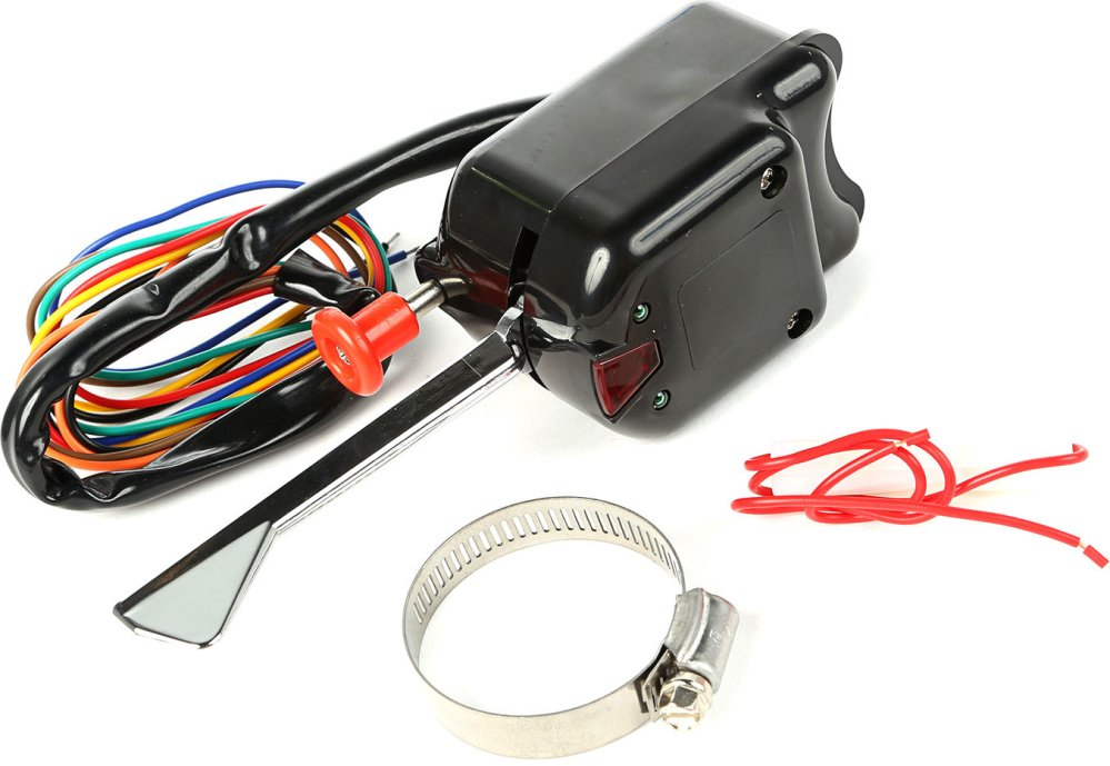 medium resolution of omix ada 17232 03 turn signal switch for 46 71 jeep willy s cj replacement turn signal switch kit from omixada includes the wiring
