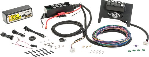 small resolution of painless wiring 57002 performance trail rocker accessory control system with black panel for 07 10 jeep wrangler and wrangler unlimited jk with automatic