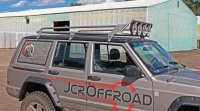 JCR Offroad Prerunner Roof Rack for 84-01 Jeep Cherokee XJ ...