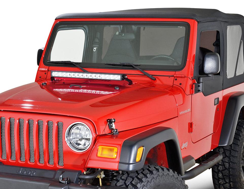 Led Light Bar Jeep Wrangler