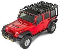 LoD Easy Access Roof Rack System for 07-17 Jeep Wrangler ...