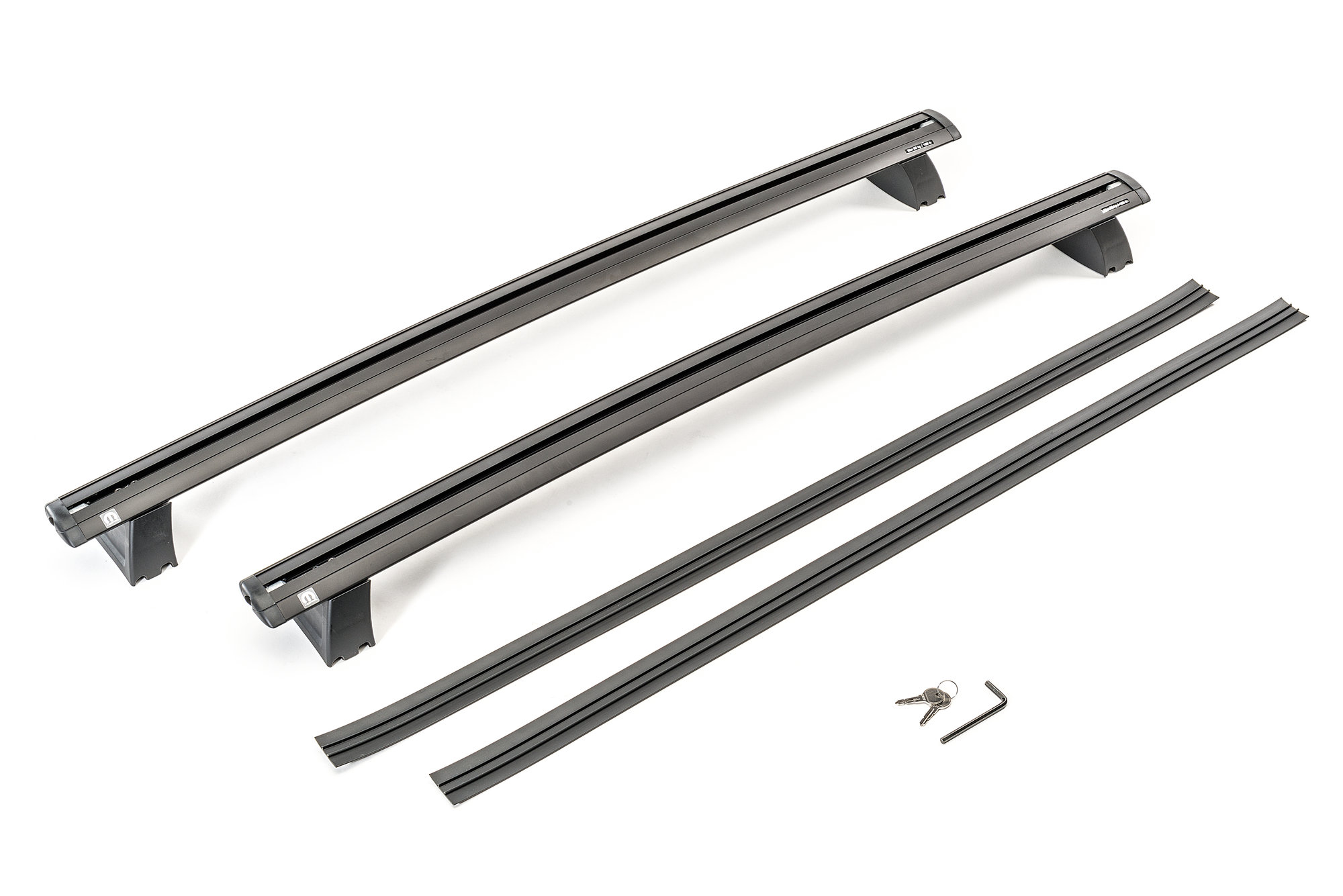 Mopar 82212072AD Roof Rack Cross Rails for 11-18 Jeep