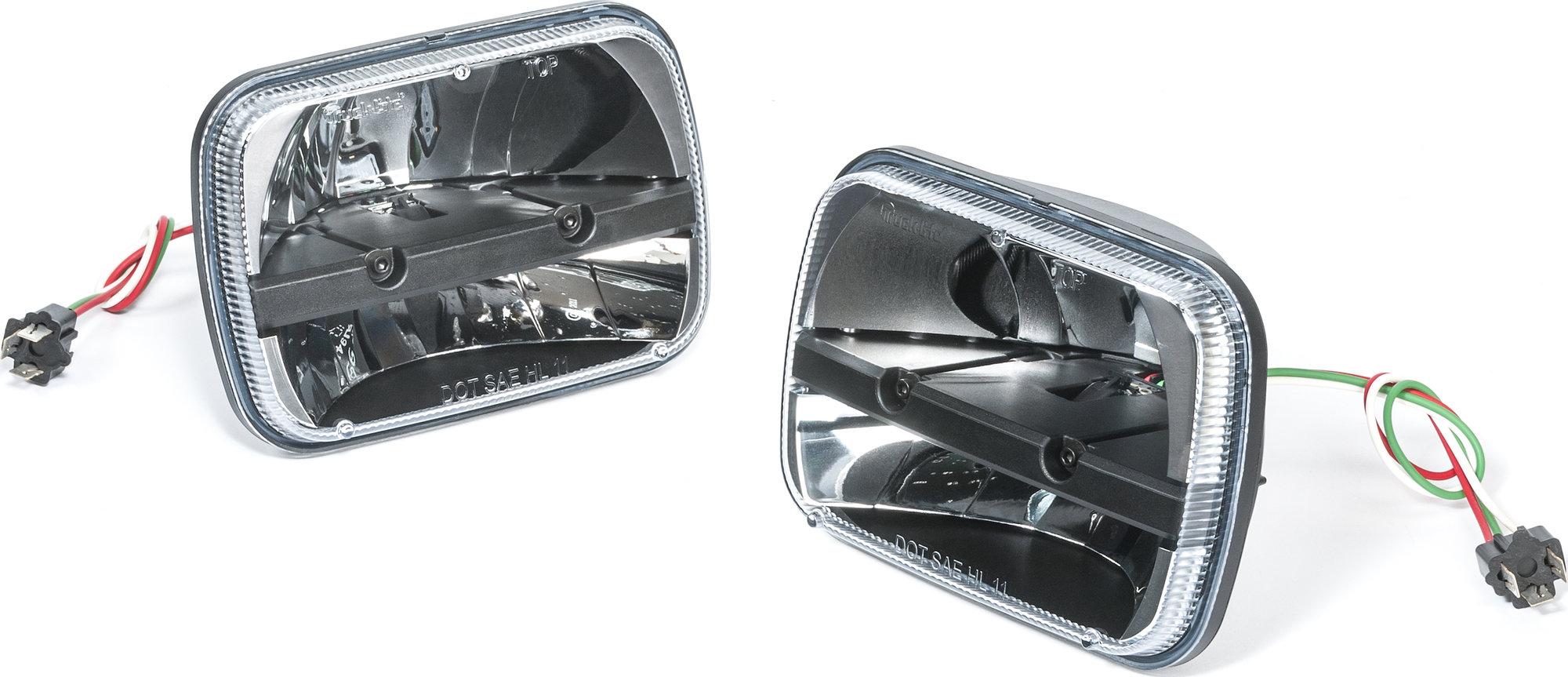 truck lite led headlight wiring diagram john deere saber m jeep xj headlights h like 1999 cherokee