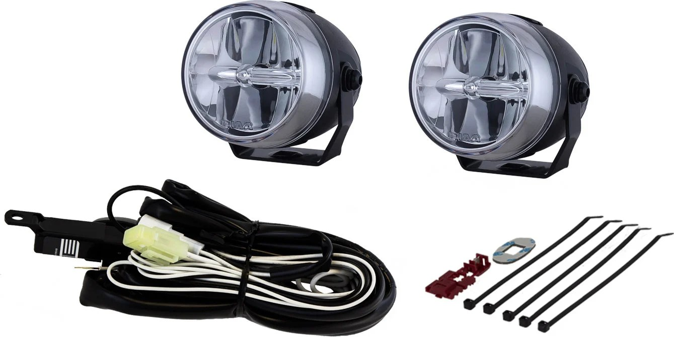 hight resolution of piaa 02770 lp270 2 75 led fog light kit the quadratec difference
