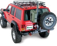 Garvin Sport Series Roof Rack for 91-01 Jeep Cherokee XJ ...