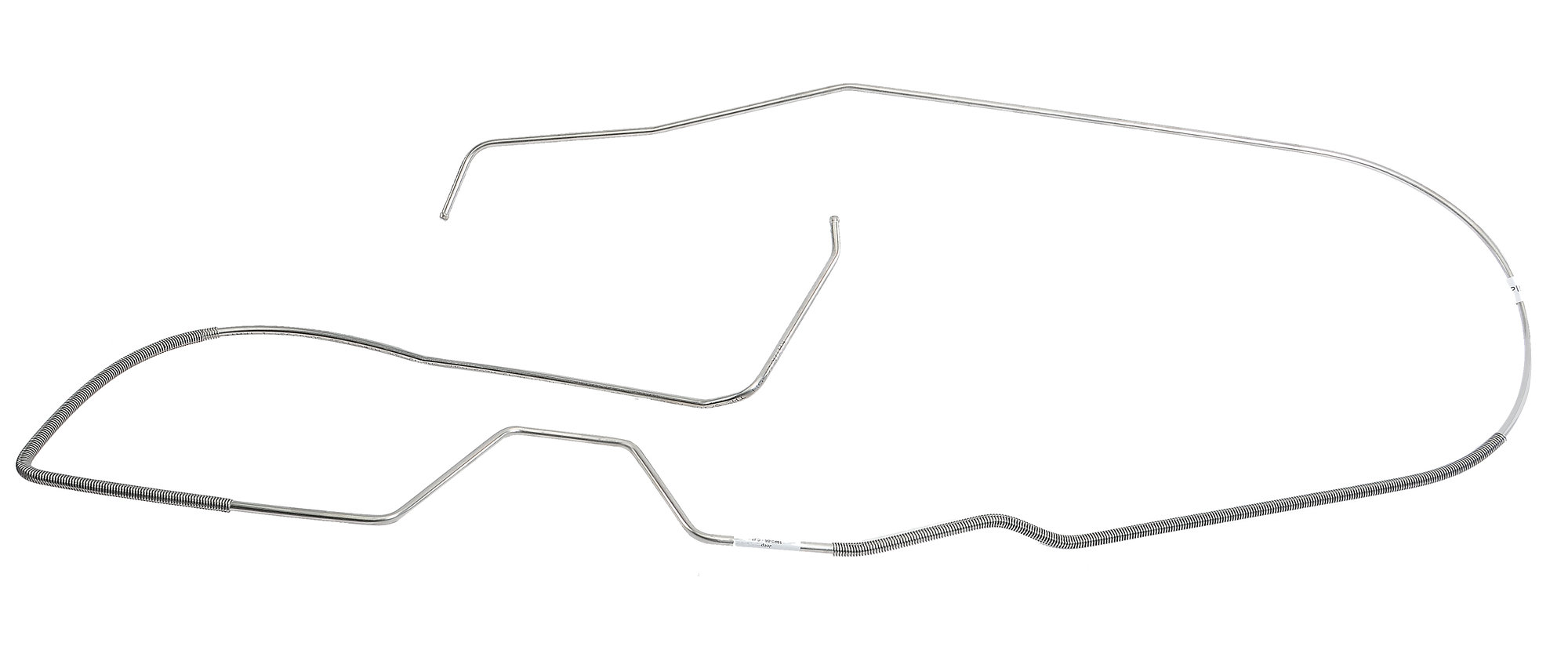 Classic Tube JEF1007 Replacement Stainless Steel Fuel Tank