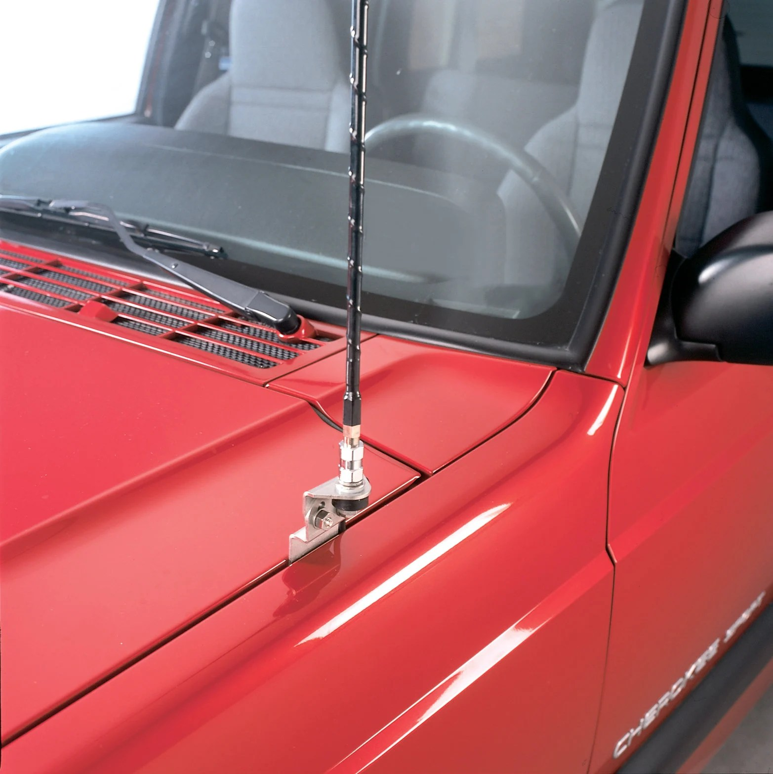 hight resolution of quadratec cb antenna mount cable kit for 84 04 jeep cherokee xj grand cherokee zj wj quadratec