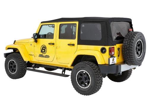 small resolution of bestop 75652 15 powerboard nx wireless sidesteps for 07 18 jeep wrangler unlimited jk quadratec