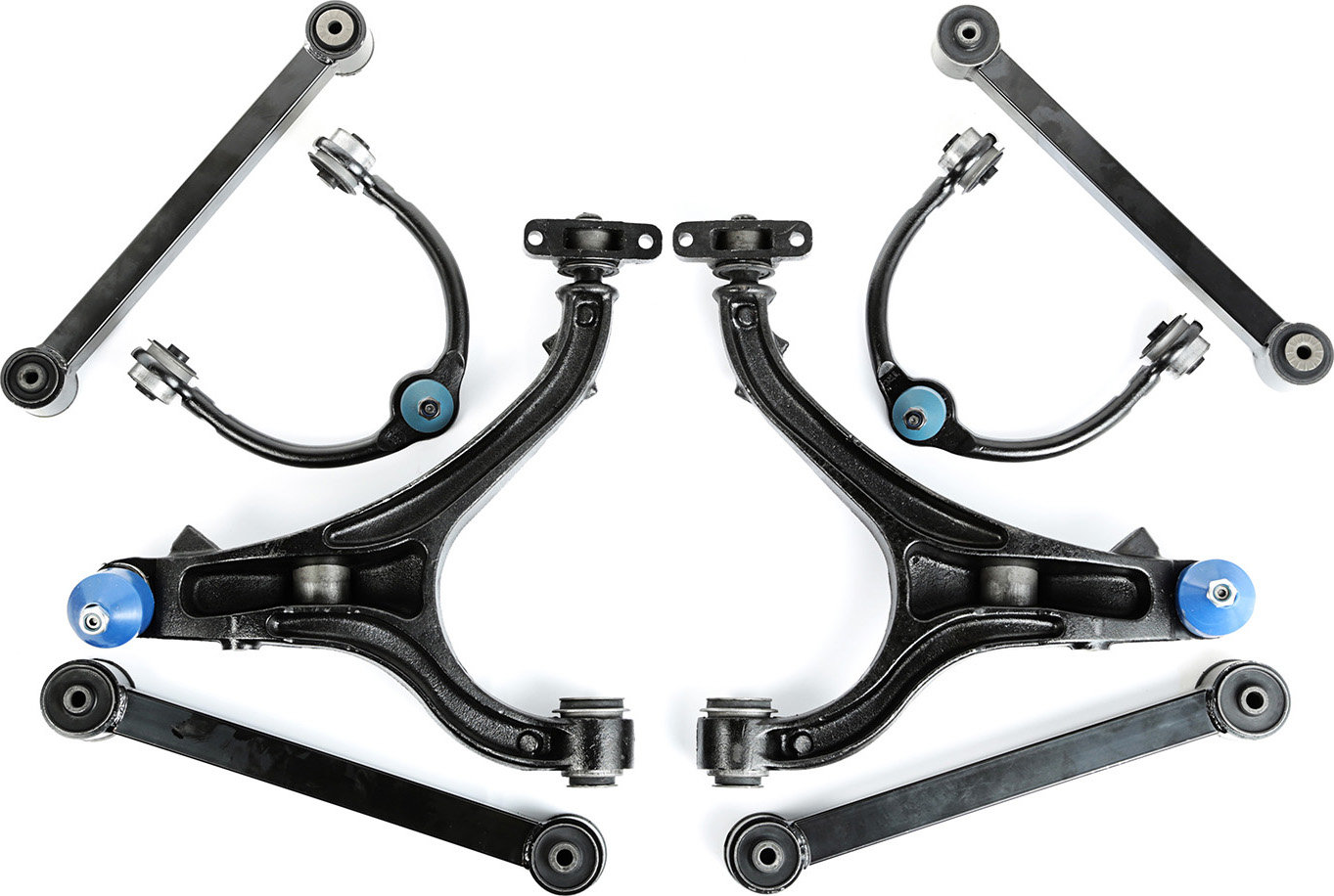 OMIX-ADA 18282.41 Control Arm Kit for 05-10 Jeep Grand