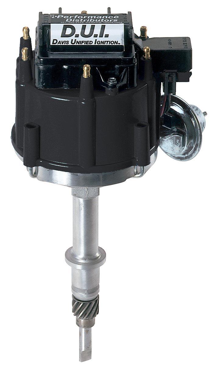 hight resolution of performance distributors dui distributor for 72 90 jeep cj5 cj6 cj7 cj8 scrambler wrangler yj with 232c i 258c i 6 cylinder engine quadratec