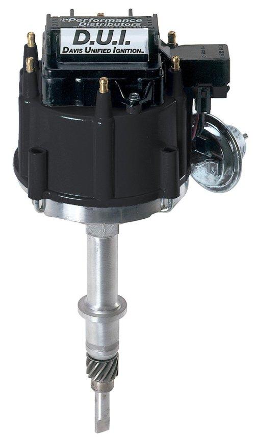 small resolution of performance distributors dui distributor for 72 90 jeep cj5 cj6 cj7 cj8 scrambler wrangler yj with 232c i 258c i 6 cylinder engine quadratec