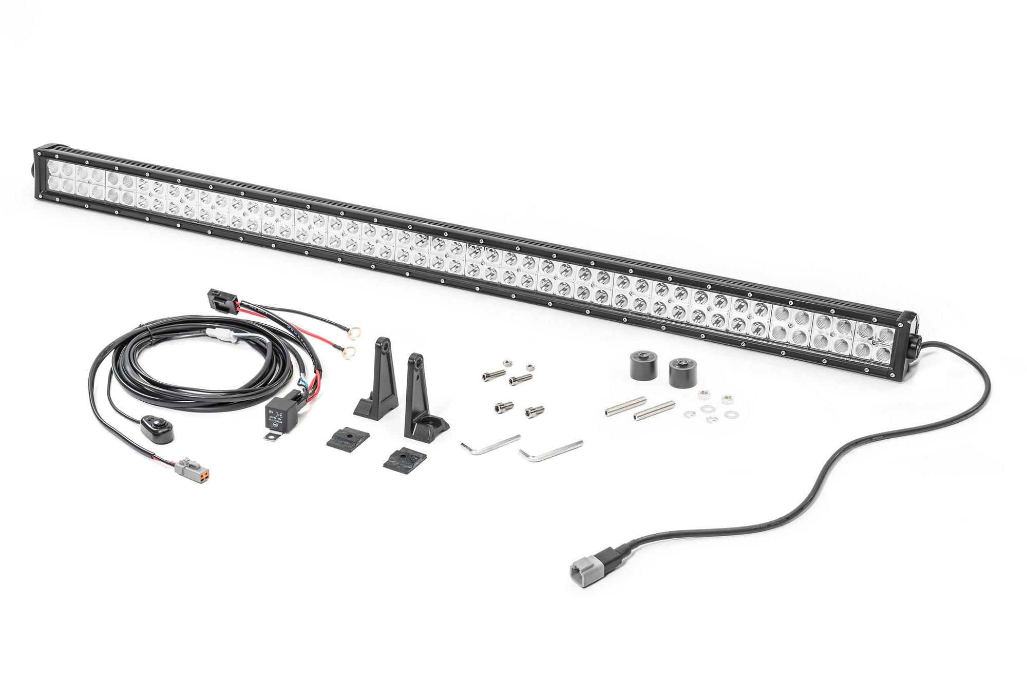 Tactik Jt C 288w 50 Led Light Bar