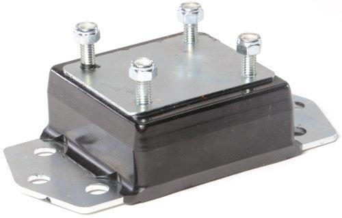 small resolution of daystar kj01010bk 1 1 2 transmission mount in black for 84 01