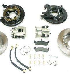 teraflex 4354420 rear disc brake kit for 91 06 jeep cherokee xj grand cherokee zj wrangler yj tj quadratec [ 1500 x 941 Pixel ]
