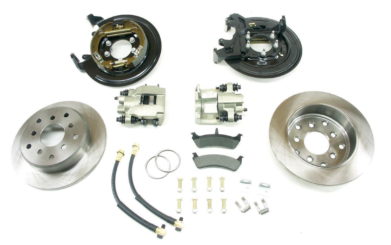 hight resolution of teraflex 4354420 rear disc brake kit for 91 06 jeep cherokee xj grand cherokee zj wrangler yj tj quadratec