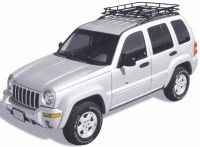 Garvin 34020 Sport Series Roof Rack for 02-06 Jeep Liberty ...