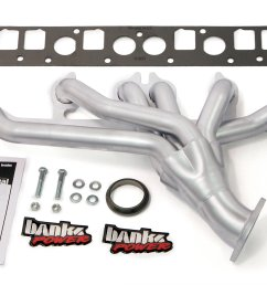 banks power 51327 revolver header for 91 99 jeep wrangler yj tj cherokee xj comanche mj with 4 0l quadratec [ 2000 x 1263 Pixel ]